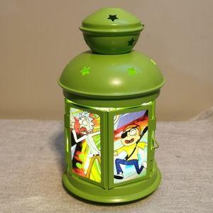 🏁SALE🏁 Rick & Morty Pattern Green Light Lantern